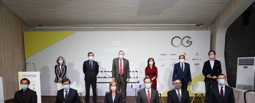 ClosinGap presenta el primer toolkit de buenas prácticas para cerrar las brechas de género en España