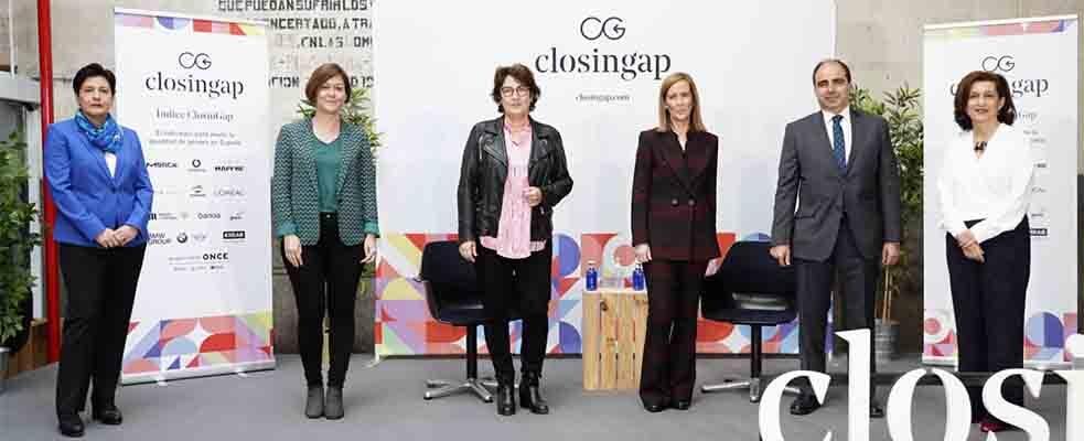 El cierre de las brechas de género sumaría cerca de 231.000 millones de euros al PIB español cada año, un 18,5%