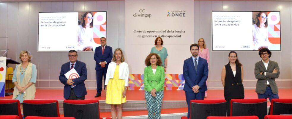 La mayor inclusión de mujeres con discapacidad en el mercado laboral aportaría €7.300 millones anuales al PIB español