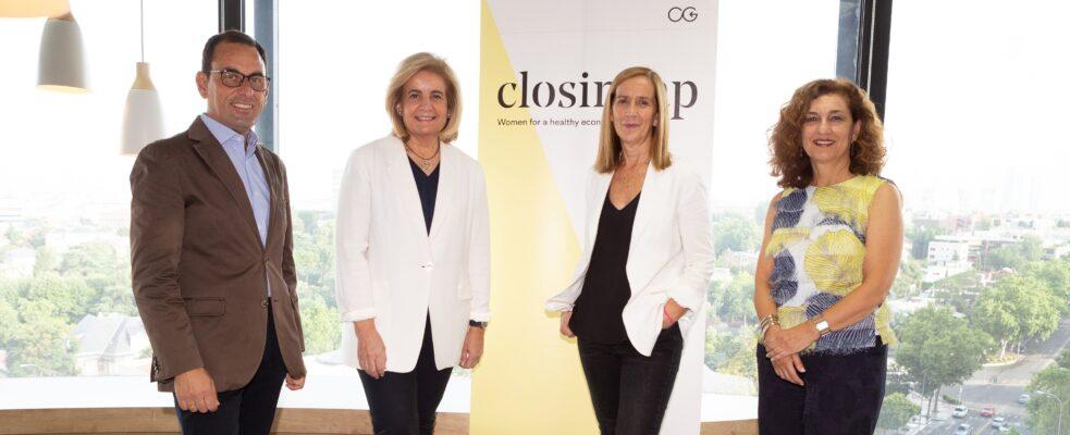 Fundación CEOE se incorpora como socio fundador al clúster ClosinGap