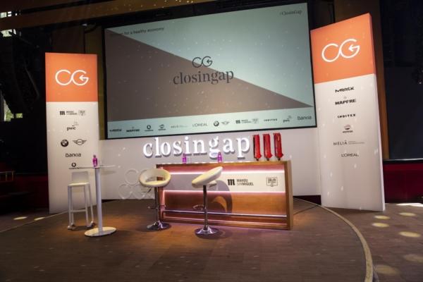 Closingap Mahou evento